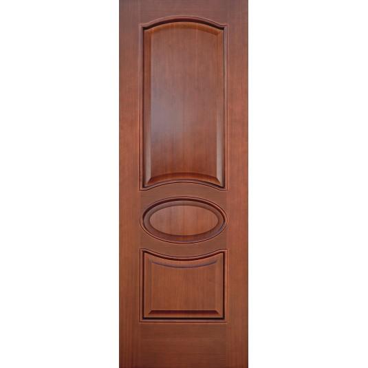 Дверь шпонированная Дворецкий Соренто ДГ темный анегри