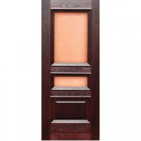 Дверь шпонированная Дворецкий Равена ДО дуб коньяк