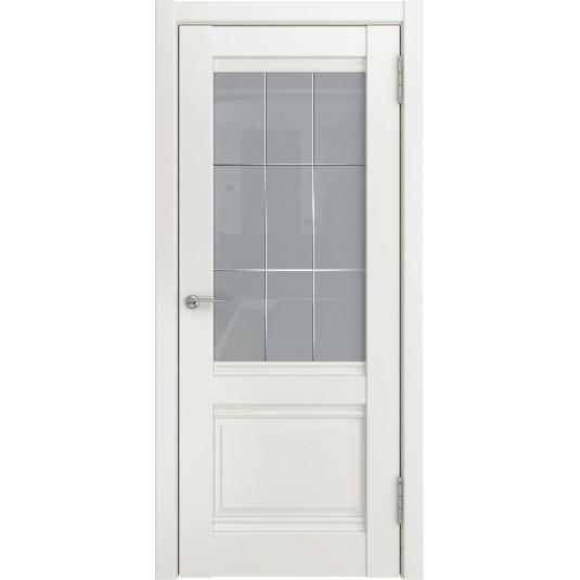 Межкомнатные двери U-52 Белый винил