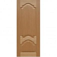 Дверь шпонированная Дворецкий Виктория ДГ дуб