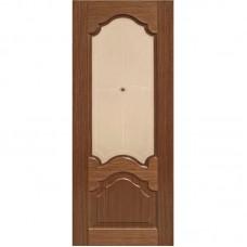 Дверь шпонированная Дворецкий Виктория ДО орех